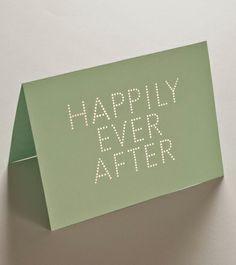 HAPPILY EVER AFTER — Studio Sarah