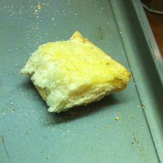 Denise's famous garlic bread