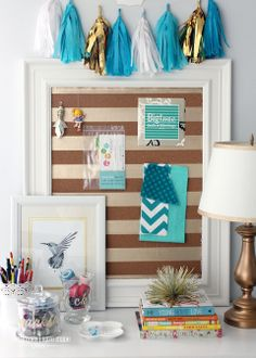 IHeart Organizing: Reader Space: The Craft Room Megan Made