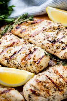 Simple Grilled Chick