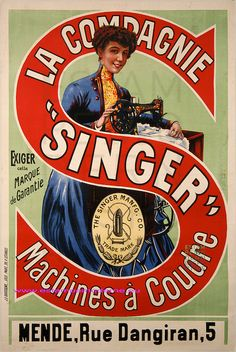 S is for Singer
