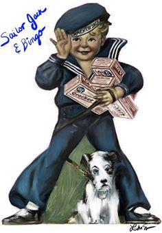 sailor jack and bingo