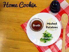Home Cookin KONG Recipe