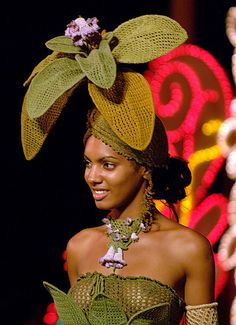 Cuban Fashion Show Knitwear fashion show is a regular feature at the Sandals Royal Hicacos Resort And Spa in Varadero Cuba