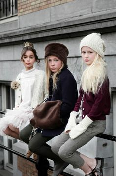 Kids fashion - Noro - Fall-Winter 2014 Collection #streetstyle