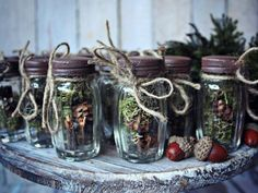 DIY Weddings: Party Favor Projects and Ideas. Give a gift that keeps on giving by supplying your guests with a way to plant their own tree >> www.diynetwork.co...