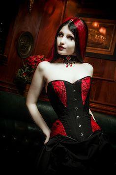 #GothicFashion #Corsets