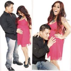 Snooki and Jioni expecting :)