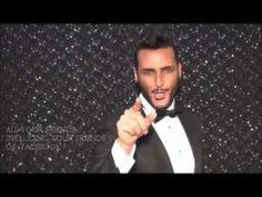 Fabrizio Crispino cómo hacer un vestido de fiesta de Alta Costura rápida y sencilla Instant Fashion - YouTube