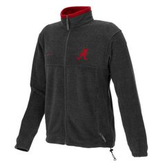 Columbia Sportswear Men's University of Alabama Full-Zip Flanker Jacket.
