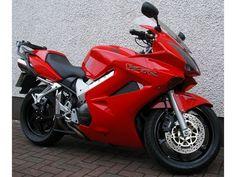 My lovely red VFR