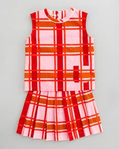 Another adorable retro 2Pc set from Marni