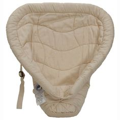 ergobaby Original Organic Infant Insert in Beige