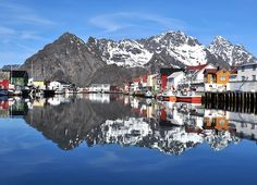 Lofoten, Norway. Dying to get here soon.