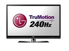 LG 47SL80 47-Inch Seamless 240 Hz 1080p LCD HDTV, Glass/Black