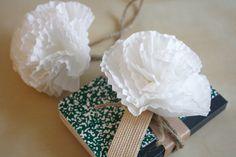 Cute DIY idea for a bridal shower.