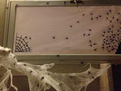 Spider attack. #Cricut #Halloween