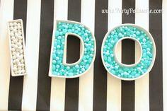 Ceramic Letter Dishe
