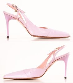 Pink Pumps.