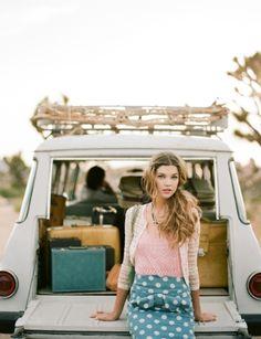 fashion, polka dots, desert, skirts, style