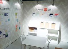 booth inspir, trade, nss booth, nss prep, meant, stationery design, booth idea