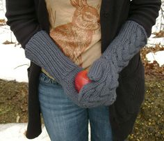 How lovely are these mittens!?!