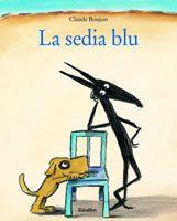 La sedia blu www.babalibri.it
