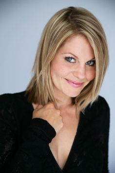 Candace Cameron Bure...love this cut