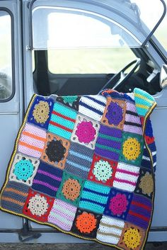 wood & wool baby blanket by woodwoolstool on Etsy