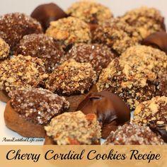 Cherry Cordial Cooki