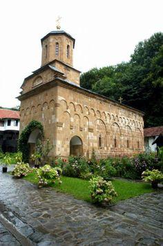 Vracevsnica monastery, Serbia