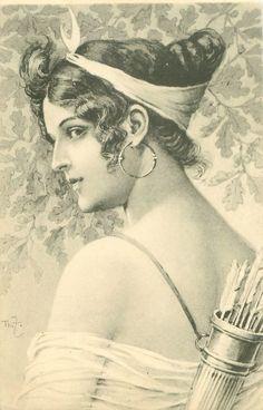 The Goddess Diana [Artemis]