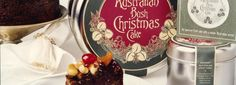 THE AUSTRALIAN BUSH CHRISTMAS CAKE COMPANY http://spooningaustralia.com/interesting/australian-bush-christmas-cake/ Most of you have heard me raving about working the grower's markets every year for the last eleven during the Xmas season. Well I finally wrote an article about their delectable delights - suss out THE AUSTRALIAN BUSH CHRISTMAS CAKE COMPANY