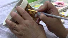 Mulher.com 03/06/2014 - Pintura Cestaria Cerâmica por Ana Lucia Alvim - ...