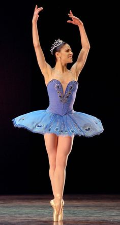 Paloma Herrera, American Ballet Theatre.