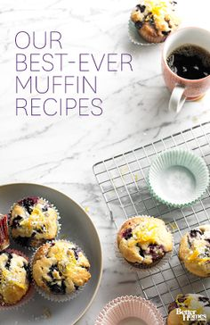 Check out our favorite Muffin Recipes: http://www.bhg.com/recipes/bread/muffin-recipes/?socsrc=bhgpin021414muffinrecipes