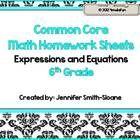 6th grade, school summer, common core math, math foldabl, interactive notebooks