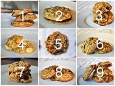 1 Dough 9 Cookies