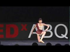 Be Great! – Julie Doherty at TedXABQ