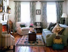 Interior of Federal Style Homes   Sag Harbor , NY