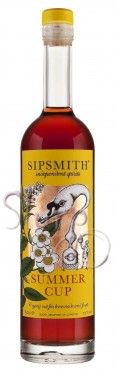 NEW TO SLURP! Upgrade your Pimms with Sipsmith's Summer Cup. Just £17.95