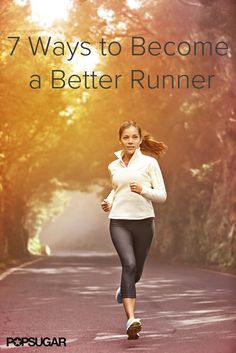 Tips and tricks to improve your running. I need this!