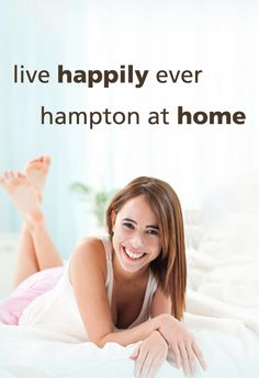 Live happily ever Hampton at Home!