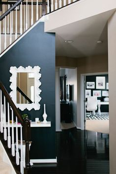 interior, focus wall, basement, entryway