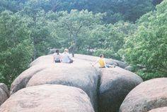 Elephant Rock State Park, Missouri