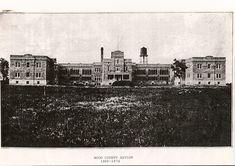 Wood County Asylum, Marshfield WI