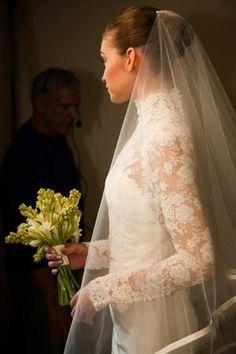 Oscare de la Renta Bridal 2013