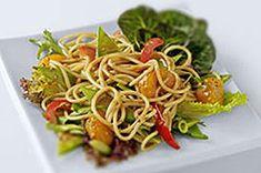 Easy Asian Noodle Salad recipe