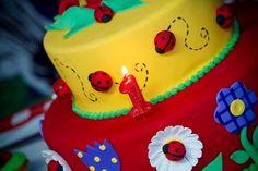 parti cake, 1st birthday cakes, 1st birthdays, kid cake