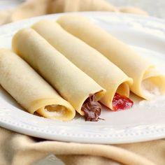 jelly roll pancakes...yum!